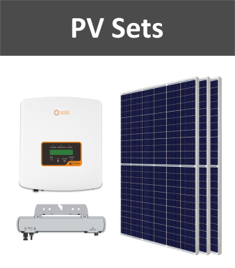 PV-Sets, Solis, AEConversion