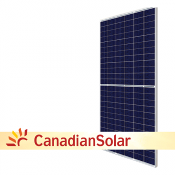 Canadian Solar Solarmodul 410W Super High Power Poly PERC HiKu MC4